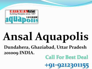 ansal aquapolis