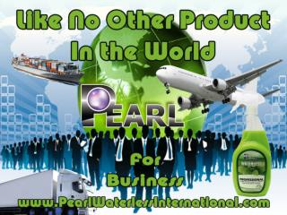 Be a Successful in your Business-Choose Pearl Waterless Car Wash