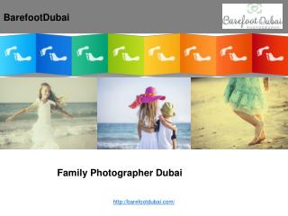 Family Photography Dubai
