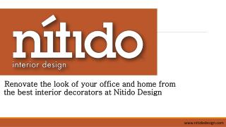 The Best Interior decorators in Mumbai.