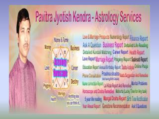 Online Astrology Predictions By Pavitra Jyotish kendra