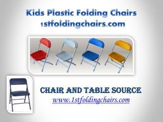 Kids Plastic Folding Chairs - 1stfoldingchairs.com