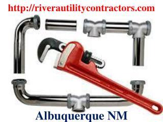Utilities Contractor, Commercial Plumbing, Water Heater and Faucet Repairs Albuquerque NM