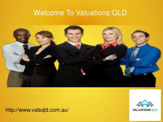 Get Pre Sale/Purchase Valuations with Valuation QLD