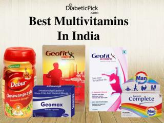 Multivitamins - Buy Best Multivitamin supplements Online