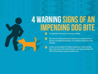 4 Warning Signs of an impending dog bite