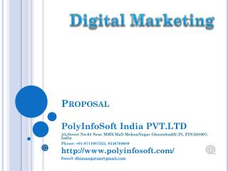 Digital Marketing Services in Ghaziabad