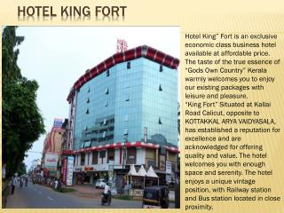 Hotel King Fort