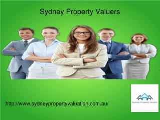 Sydney Property Valuation: Commercial Property Valuation