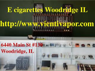 ECig, E Cigarettes, E Cig mods, Supplier and Juice Woodridge IL
