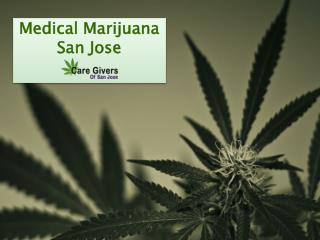 San Jose Medical Marijuana - Care Givers of San Jose