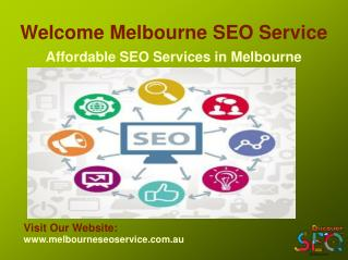 Expert SEO Services Melbourne | Google Local Makreting Melbourne
