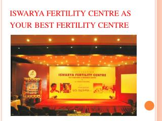 iswarya fertility centre,