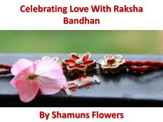Celebrating Love With Raksha Bandhan
