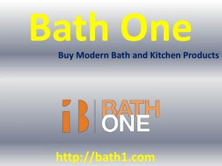 Buy Bathroom Products Online