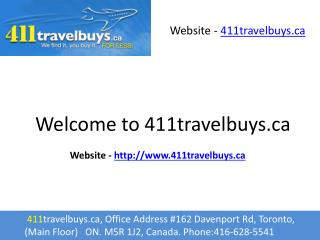 All-Inclusive Vacations - 411TravelBuys