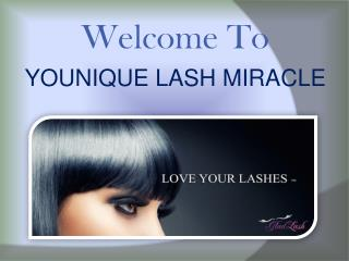 Longer Lashes