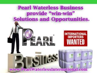 Pearl® Waterless International Wholesale and Private Label Manufacturers of Waterless Car Wash.
