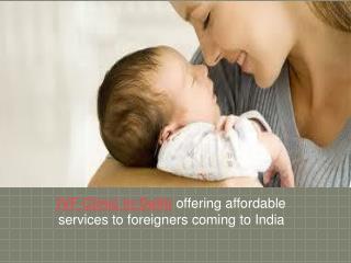 IVF Cinic in Delhi - IVF Treatment in Delhi