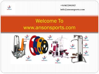 Best home fitness equipments in india