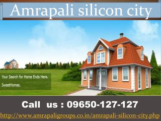 Amrapali Silicon City New Residential Project