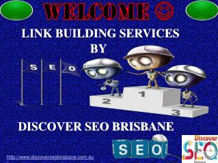 SEO Link Building Services Brisbane
