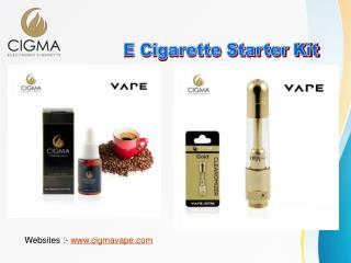 Buy Electronic Cigarettes in UK and Smoke without Fire