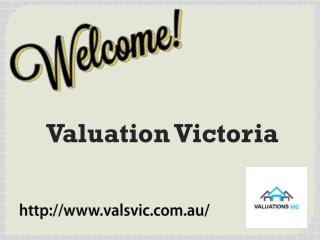 Capital Gains Tax Valuations with Valuation VIC