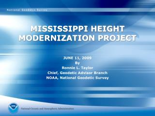 MISSISSIPPI HEIGHT MODERNIZATION PROJECT