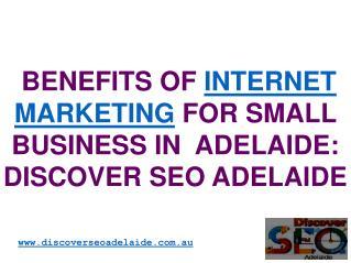 internet marketing advantages