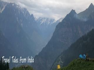 India's Best Travel Blog - Travel Tales from India