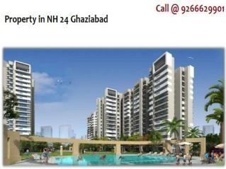 Property in Nh 24 Ghaziabad @ 9266629901