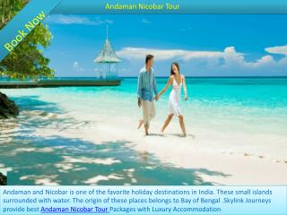 Best Andaman Nicoabr Tour