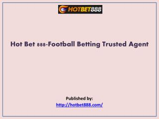 Football Betting Trusted Agent