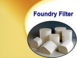 Using Ceramic Filter for Steel Castings – Process and Benefits
