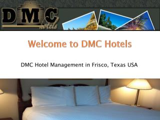 Dhillon management - DMC Hotels