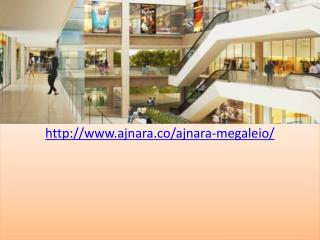 Ajnara Megaleio Residential Project