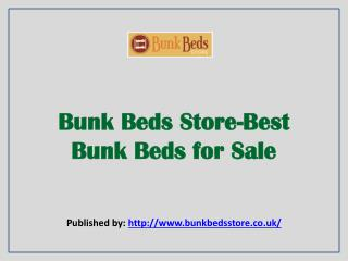 Bunk Beds Store-Best Bunk Beds For Sale