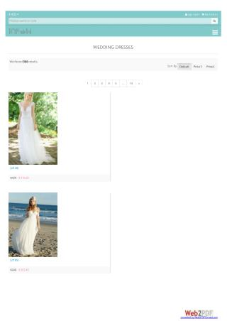 Topbridal Wedding Dresses