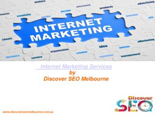 internet marketing services company
