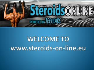 Buy Steroid Online in UK