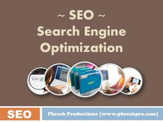 Seo Basic ~ Parts of Search Engine Optimization