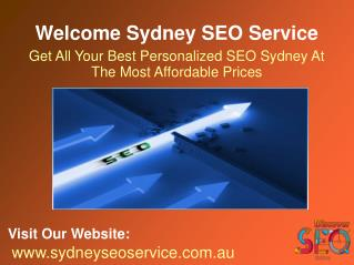 SEO Consultant Sydney | SEO Services Sydney | Sydney SEO Services