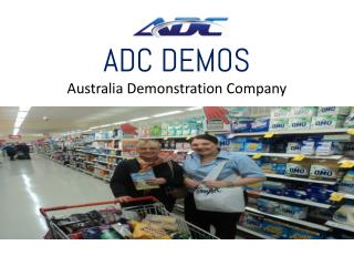 Designing Successful Product Demonstration campaigns in Australia