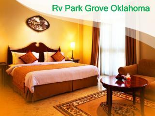 Rv Park Grove Oklahoma