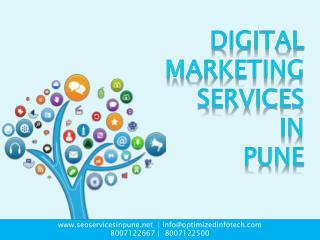 Digital Marketing Service Provider Company Pune India
