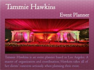 Tammie Hawkins - Event Planner