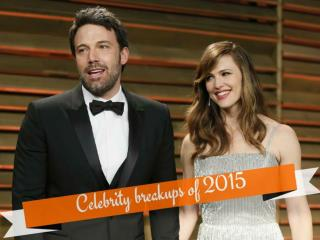 Celebrity breakups of 2015