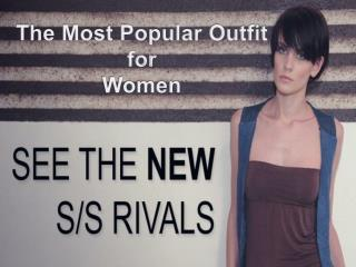The Most Popular Outfit for Women