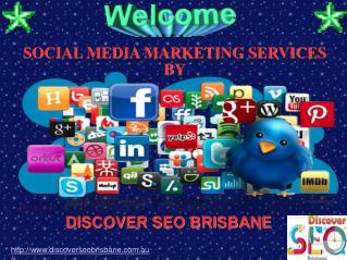 Social Media Marketing Services Brisbane